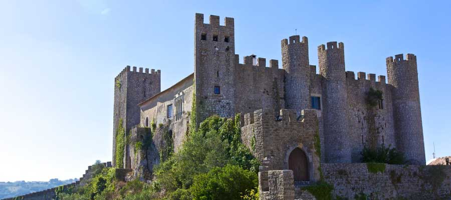 Castelo de Obidos Portugal